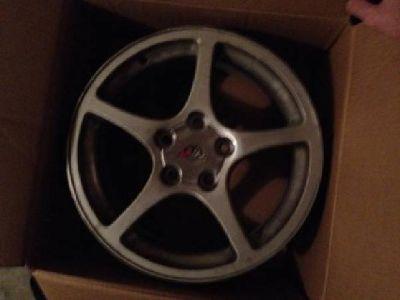 $400 Corvette Rims