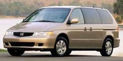 2003 Honda Odyssey EX (Silver)