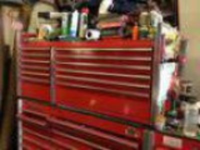 Snap on krla top tool box mint cond (Peabody)