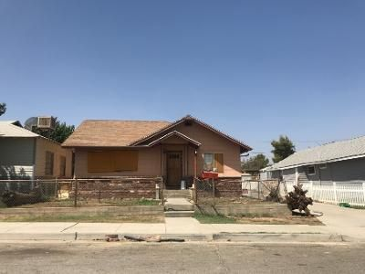 3 Bed 1 Bath Preforeclosure Property in Taft, CA 93268 - Fillmore St