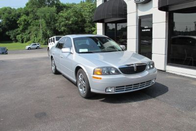 2001 Lincoln LS Base (Silver)