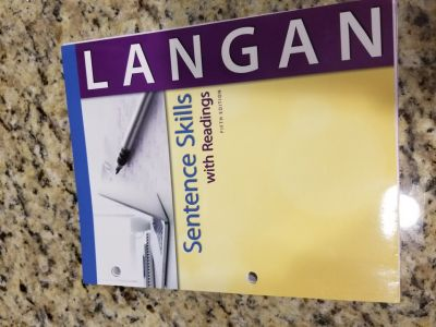 Langan Sentance Skills with Readings