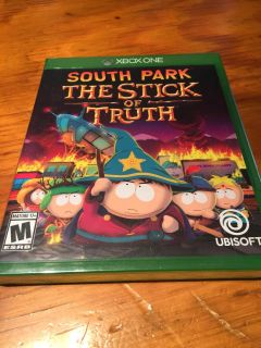 The stick of truth Xbox one