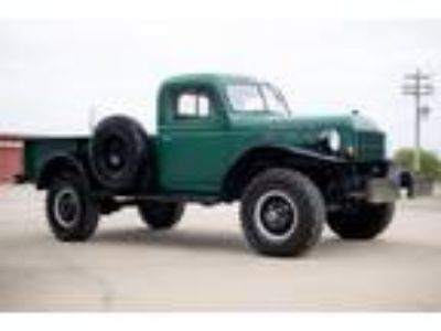 1965 Dodge Power Wagon 4WD