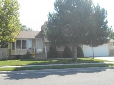 4 Bed 1.5 Bath Preforeclosure Property in Salt Lake City, UT 84118 - S 4590 W
