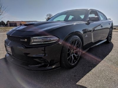 2016 Dodge Charger R/T Scat Pack (Pitch Black Clear Coat)