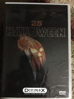 Halloween 25th. Anniversary Edition. County line and 725.