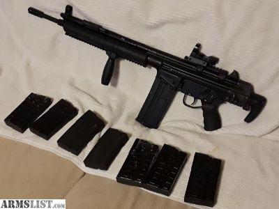For Sale: Ar10. 308 cal. Tactical