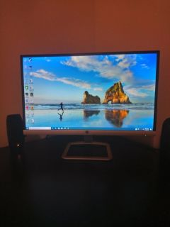 Hp 23 es ipd ultra thin monitor