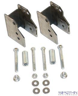 Buy 1982-02 Camaro F-Body Control Arms Relocation Brackets for Moser Rear Ends motorcycle in Myerstown, Pennsylvania, US, for US $79.00