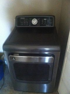 $600, Samsung DV-484 electric front load dryer. 7.4cubic ft. Excellent condition
