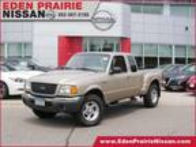 used 2002 Ford Ranger for sale.
