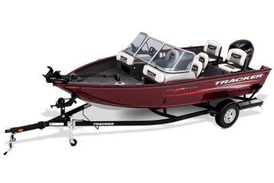 2018 Tracker Pro Guide V-175 Combo Jon Boats Gaylord, MI