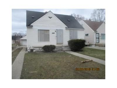 3 Bed 1 Bath Foreclosure Property in Detroit, MI 48224 - Lansdowne St