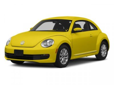 2014 Volkswagen Beetle 2.5 PZEV (Candy White)