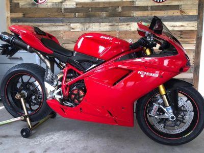 2007 Ducati SUPERBIKE 1098 S
