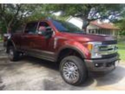 2017 Ford F-250-Super-Duty Truck in Spring Branch, TX