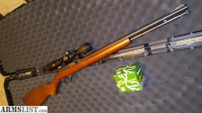 For Trade: Trade Marlin model 60 for complete A2 lower or AR upper