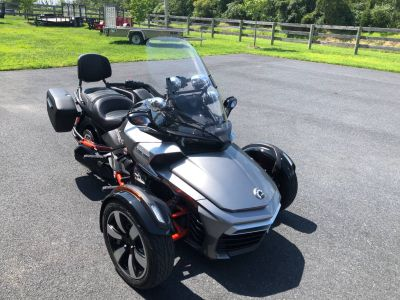 2015 Can-Am Spyder F3-S SE6 Trikes Motorcycles Grantville, PA