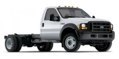 2007 Ford Super Duty F-550 DRW XL (White)