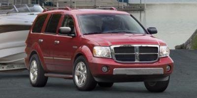 2009 Dodge Durango Limited HEV (Beige)