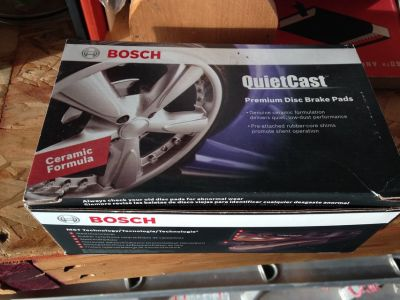 Bosch QuietCast BC1089 Brake Pads
