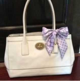 """Coach """"Madeline"""" Large Purse/Authentic"""