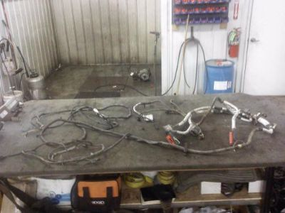Find FORD F350SD PICKUP CHASSIS UNDER TRUCK WIRE Wiring Harness 2009 motorcycle in Eagle River, Wisconsin, United States, for US $175.00
