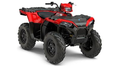 2018 Polaris Sportsman 850 Utility ATVs Wisconsin Rapids, WI