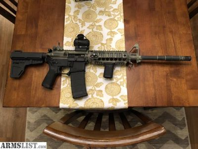 For Sale: Bcm upper