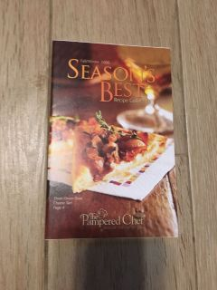 The Pampered Chef Fall Winter 2006 Season s Best Cookbook