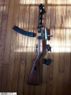 For Sale/Trade: PPSH 41 Parts Kit