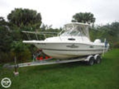 2001 Wellcraft 24 WA