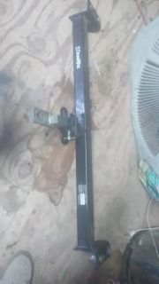 Hitch for small suv