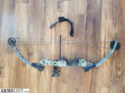 For Sale: Fred Bear Pursuit compound bow