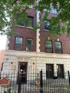 1 Bed Steps from Univ of Chicago Campus, Target, & Whole Foods