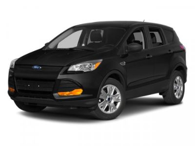 2014 Ford Escape Titanium (Ruby Red Tinted Clearcoat)