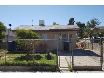 3 Bed 1 Bath Preforeclosure Property in El Paso, TX 79915 - Mimosa Ave