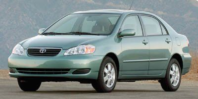 2007 Toyota Corolla CE (Not Given)