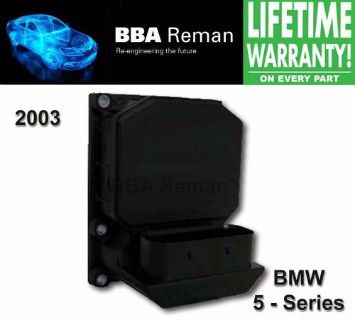 Sell 2003 BMW 5 series Bosch 5.7 ABS Module Repair Service 03 motorcycle in Taunton, Massachusetts, United States