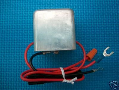 Buy 6 to 12 Volt Inverter Voltage Booster & Converts Positive to Negative + - GND motorcycle in Costa Mesa, California, US, for US $59.00