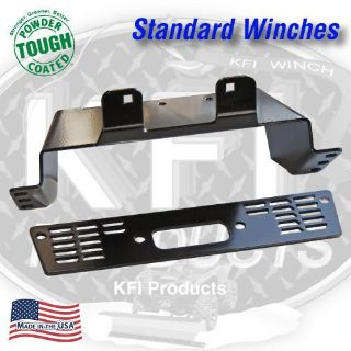 Find Winch Mount Polaris 2014-16 Ranger MidSize 570 4x4 - 100820 motorcycle in Northern Cambria, Pennsylvania, United States, for US $54.95