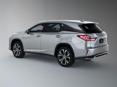 2018 Lexus RX RX (Eminent White Pearl)
