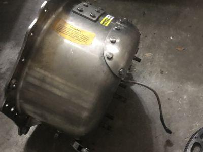 8 5/8 Trick titanium can with lock up Lenco cs2