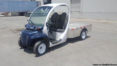 UTILITY CARTS, TUGS, & GOLF CARTS FOR SALE IN AUCTION!