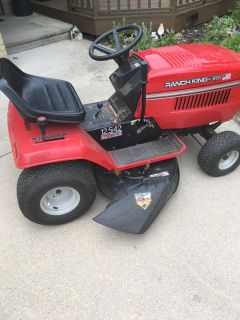 Ranch King by MTD Riding Mower