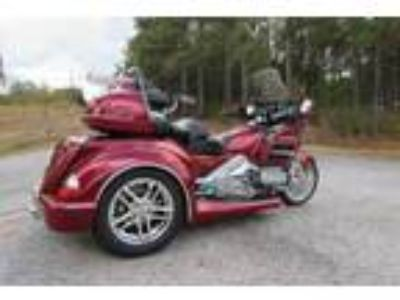 2002 Honda Goldwing Gl1800roadsmith Trike