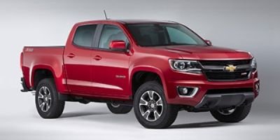 2019 Chevrolet Colorado 4WD ZR2 (Summit White)
