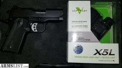 For Sale/Trade: Kimber Ultra Carry ll with Night Sights