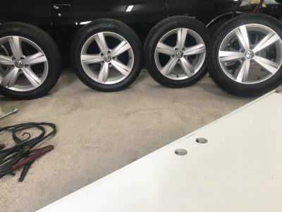 Auto wheels&tires- by owner